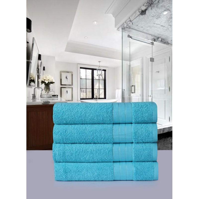handdoeken  set nr.1000 aqua