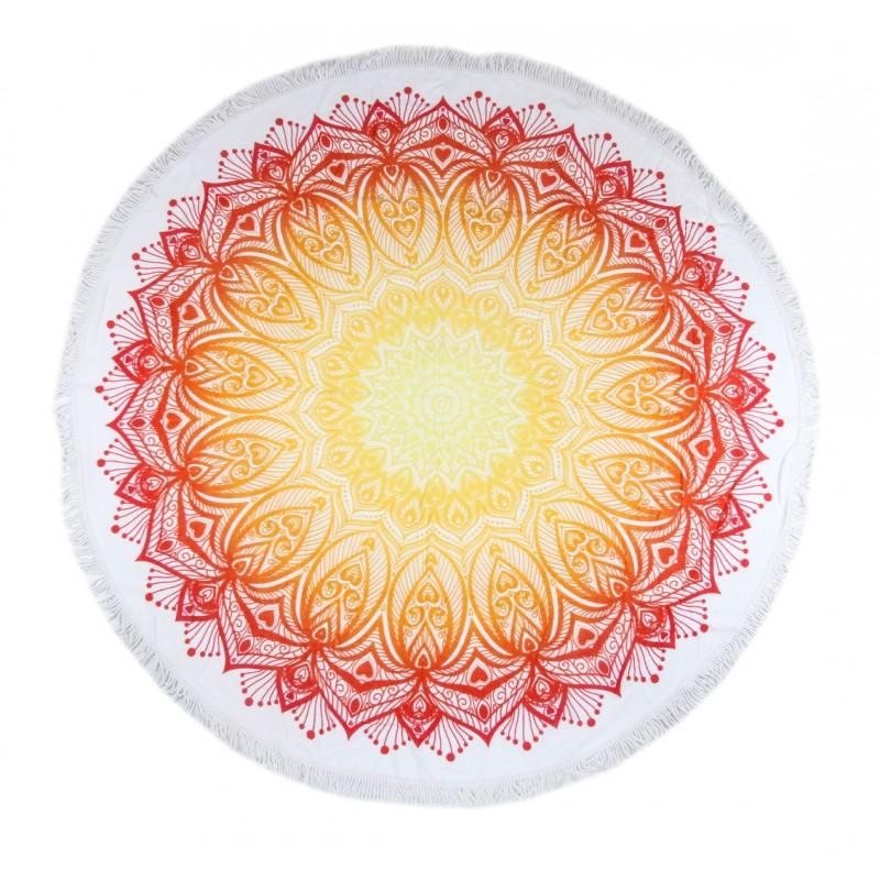 Strandlaken diameter 160 cm HIP nr.2065 multi
