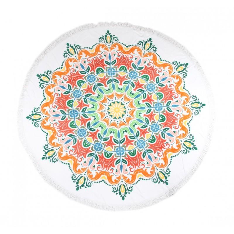 Strandlaken diameter 160 cm HIP nr.2066 multi