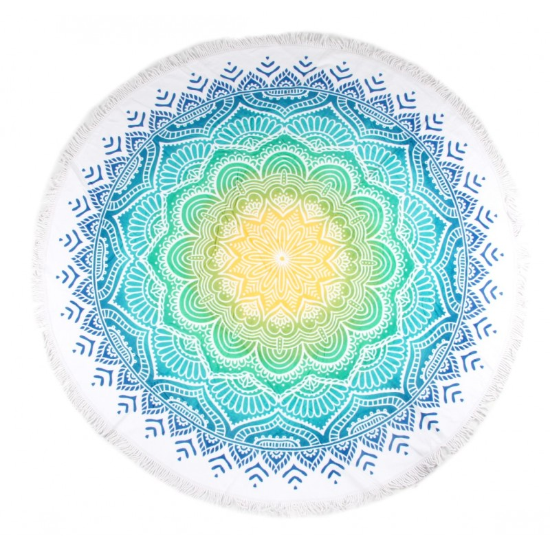 Strandlaken diameter 160 cm HIP nr.2067 multi