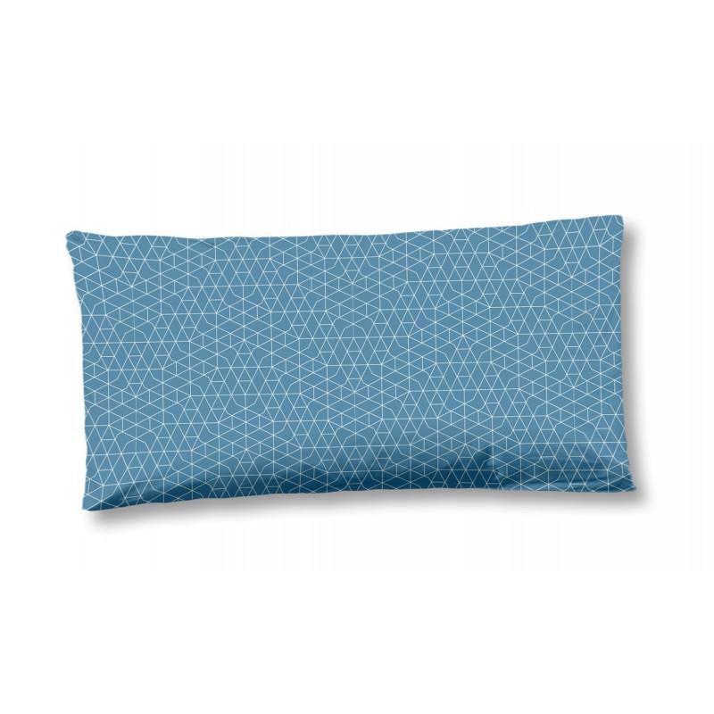 Kussenhoesje  HIP katoen-satijn nr.6336 blauw
